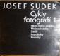 Cykly fotografií 1 (Okno mého ateliéru, Moje zahrádka, Zátiší, Poznámky, Portréty), Výstava ze sbírek Uměleckoprůmylového muzea v Praze, Státní zámek Kozel (Květen-červen 1983)