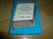 Slovník k politickým dějinám Československa 1918-1992