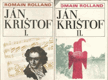 Ján Krištof I., II. (komplet v dvoch knihách)