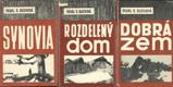 Komplet trilógia Hlinený dom (v troch knihách)