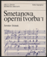 Smetanova operní tvorba I.