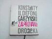 Začarovaná drožka, Konstanty Ildefons Galczynski