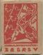 ZBOROV. 1921. Obálka VIKTOR NIKODÉM. /historie/legie/
