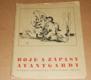 Boje a zápasy avantgardy, výstavní katalog 1966