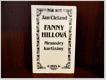 Fanny Hillová , Memoáry kurtizány