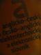 Anglicko český a česko anglický elektrotechnický a elektronický slovník