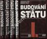 Budování státu I.-IV. (4 svazky)