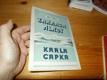 Zahrada mládí Karla Čapka -J. Kašpar