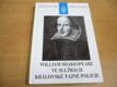 William Shakespeare ve službách královské tajn