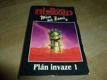 Mise na Zemi - Plán invaze 1