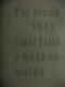 Psí písně 1943