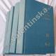 Slovník spisovného jazyka českého - 4 svazky