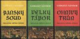 Trilogie Jiřího Dózsy (v troch knihách)