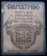 PAMÁTNÍK SLETU SLOVANSKÉHO SOKOLSTVA 1912 V PRAZE,