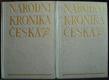 NÁRODNÍ KRONIKA ČESKÁ, I a II