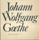 JOHANN WOLFGANG GOETHE, VÝBOR Z POEZIE