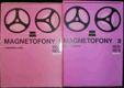MAGNETOFONY, 3 SVAZKY