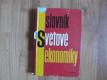 Slovník světové ekonomiky