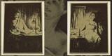 F. V. EISENREICH. (*1892) 1929. Dvě původní sign. litografie pro bibliofilský večer SČB. Plzeň.