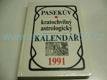 Pasekův kratochvilný astrologický kalendář 199
