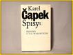 Hovory s T.G. Masarykem