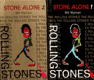 Stone Alone 1+2 - Rolling Stones - The Story of a Rock´n´Roll Band (2 svazky)