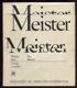 Pan Meister (Dialog o románu)