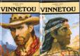 Vinnetou, 2 díly (krásný stav)