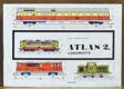 Atlas lokomotiv 2. - Elektrická a motorová trakce