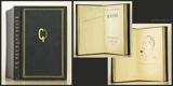 BÁSNĚ. 1928. Podpis autora, kožená vazba. Výbor uspořádali J. Seifert a J. Hora, il.  FRANTIŠEK TICHÝ.