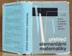 Přehled elementární matematiky