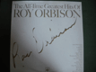 LP The All-Time Greatest Hits of Roy Orbison 1988