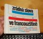 Zrádná slova ve francouzštině O. Radina