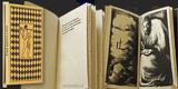 PÍSNĚ OSTROVŮ A BÍDY.  1942. Orig. litografie LUDMILA JIŘINCOVÁ. Müller, Krásná užitková kniha, sv. 20.