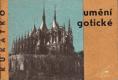 Kukátko - umění gotické