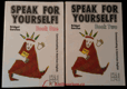 Speak for yourself! 1.-2. díl