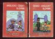 Anglicko-český a Česko-anglický slovník (2 sv)