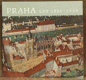 Praha let 1826 - 1834 v plastickém modelu Antonína Langweila