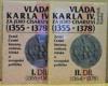 Vláda Karla IV. za jeho císařství (1355 - 1378) I. a II. díl