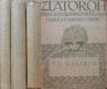 T.G. MASARYK 3 SV. - ZLATOROH