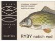 Ryby našich vod : pro čtenáře od 9 let