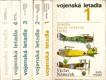 Vojenská letadla 1.-5. (5 sv.)