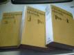 Ilustrovaný encyklopedický slovník, 3 svazky-a-i., j-pri., pro-ž