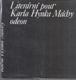 Literární pouť Karla Hynka Máchy