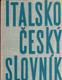 Italsko - český slovník