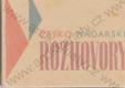 Česko-maďarské rozhovory (Cseh-magyar beszélgetések)