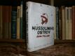 Mussoliniho ostrov - Invaze na Sicílii