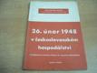 26. únor 1948 v československém hospodářství (19