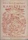 Karlštejn. Libretto o třech dějstvích