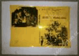 Originál návrhu obálky a vazby románu Kletba zlata